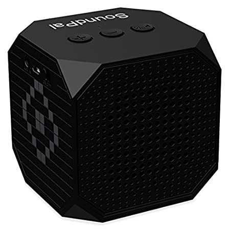 UPDATED ! WITH STANDARD  as VOICE COMMAND AND + mini SD Slot Meet your new most perfect music companion SoundPal Cube F1. Bring entertainment with you to any place in the house and even outdoors. -Pair your SoundPal Cube F1 within the 30 ...