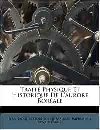 3d Bettw%C3%A4sche Kaufen  Trait Physique Et Historique De Laurore Bor Ale Amazon