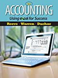 Essential Resources: Excel Tutorials for Reeve/Warren/Duchac's Accounting Using Excel for Success, 2nd Edition