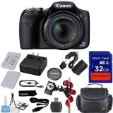 Canon-Powershot-SX530-HS-160-MP-Digital-Camera-with-50x-Zoom-Wi-Fi-1080p-Full-HD-Video-Extra-Battery-Extremespeed-32GB-Commander-Memory-Spider-Flexible-Tripod-Deluxe-Carrying-Case