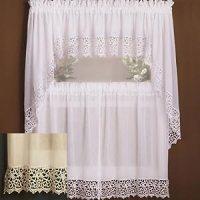Amazon.com: Isabella Kitchen Curtains - Swags - Antique ...