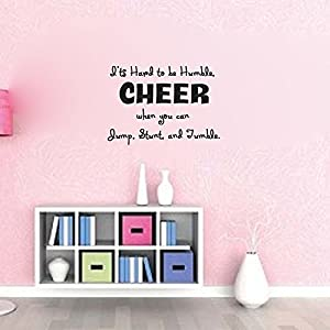 Amazoncom Cheer 18x18 On Sale Girls Bedroom Inspired