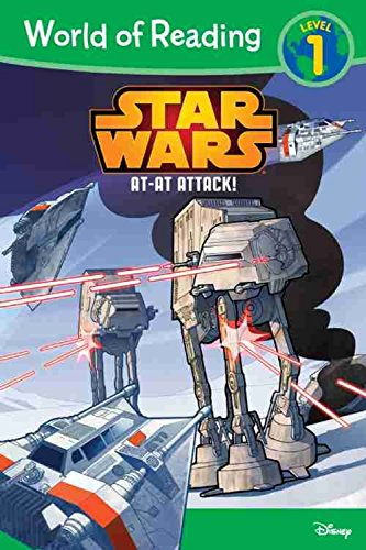 World of Reading Star Wars AT-AT Attack! (Level 1)