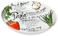 Rosanna Pasta Italiana Serving Bowl Home Garden Kitchen ...