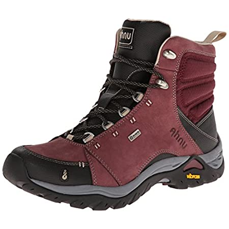 The Ahnu Montara Boot is a mid-cut hiker designed to take you from the trails to city streets. This women's outdoor boot features a nubuck upper with an eVent waterproof, breathable membrane and NumentumTM neutral positioning technology for stability...