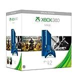 【Amazon.co.jp限定】 Xbox 360 500GB Blue Gears of War 3 & Call of Duty Black Ops II 同梱版 (3M6-00038) (数量限定特典 Xbox Live 12ヶ月ゴールドメンバーシップ 付)