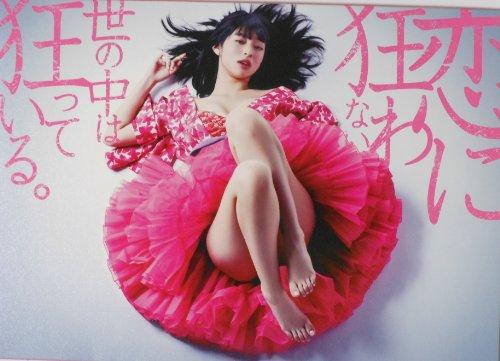 桜姫 映画パンフレット 監督 橋本一 出演 日南響子 青木崇高