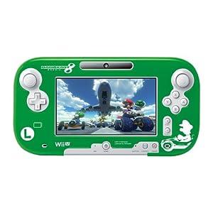 マリオカート8 プロテクトケース for Wii U GamePad ルイージ (充電スタンド対応)