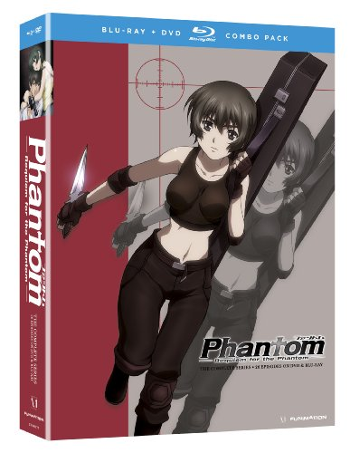 Phantom: Requiem for the Phantom [Blu-ray] [Import]