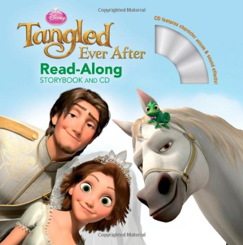Tangled Ever After Read-Along Storybook and CD