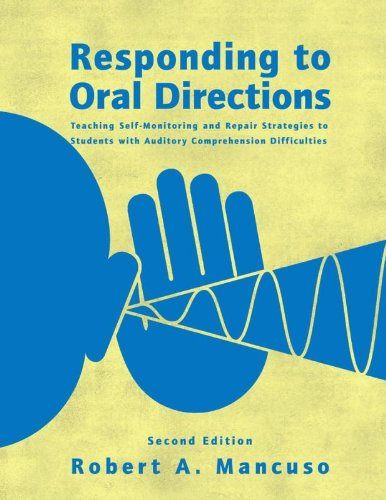 Pro Ed Responding Oral Directions Book Coupon Code