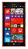 Unlocked Nokia LUMIA 1520 20 million pixel Camera Smart mobile phone (Red, Memory 16GB) (No Warranty)