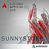 Autodesk Autocad 2016 100% NO LIMITATIONS, ORIGINAL