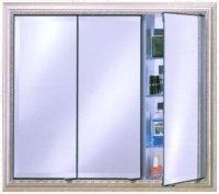MIRRORED 3 DOOR MEDICINE CABINET  Cabinet Doors