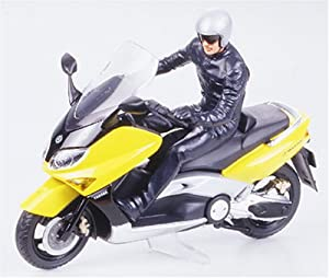 #24256 Tamiya Yamaha TMAX with Rider Figure 1/24 Plastic Model Kit,Needs Assembly on PopScreen
