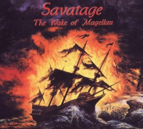 Savatage: The Wake of Magellan