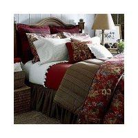 Amazon.com - Ralph Lauren Chaps Summerton Queen Comforter ...