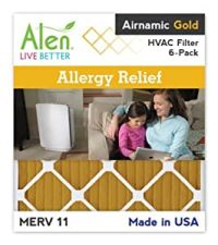 Alen Airnamic Gold Allergy Relief Filter, Merv 11 ...