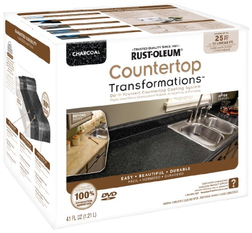 Rust Oleum 258512 Counter Transformations Charcoal Promotional Codes