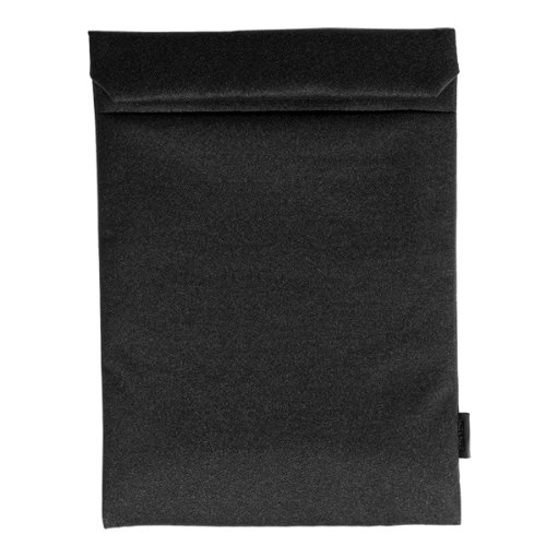 Cote&Ciel Fabric Pouch for MacBook Air 13 BLACK MULBERRY