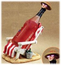 Wine Bottle Stoppers: March 2010