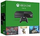 Xboxone Cnslonly 1tb Gow-Ue/Rare/Ori En/Fr/Es Us