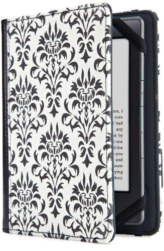 Verso 【Kindle Paperwhite専用カバー】 Versailles ヴェルサイユ ブラック/ホワイト VR049-110-23