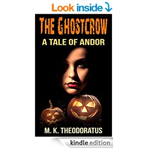 The Ghostcrow book cover