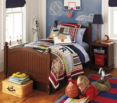 Image of Pottery Barn Kids Catalina Bedroom Set (B001D7ZT0U)