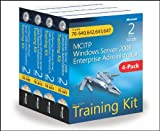 51Su1MbBVNL. SL160  Top 5 Books of MCSE Exams Certification for January 31st 2012  Featuring :#4: MCITP Windows Server 2008 Server Administrator: Training Kit 3 Pack: Exams 70 640, 70 642, 70 646