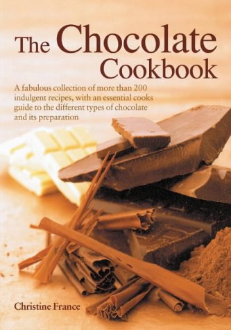 The Chocolate Cookbook (Textcooks)