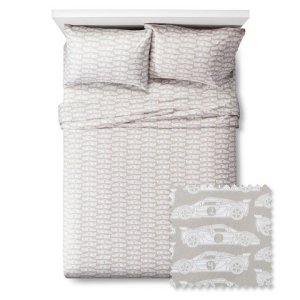 Race-Car-Rendezvous-Sheet-Set-Pillowfort-Twin