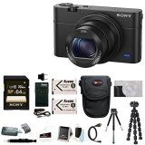 Sony-Cyber-shot-DSC-RX100-IV-Digital-Camera-with-Sony-Attachment-Grip-and-64GB-SDXC-Accessory-Bundle