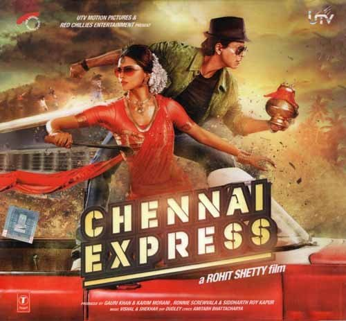 New Hindi Movie Chennai Express Full Movie 2013