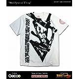 Gecco × 豆魚雷 ライフマニアックス/ Tシャツ サイレントヒル2: レッドピラミッドシング ホワイト M