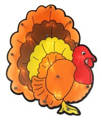 Thanksgiving Window Decorations | Thanksgiving Wikii