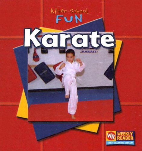 Karate (After-School Fun)