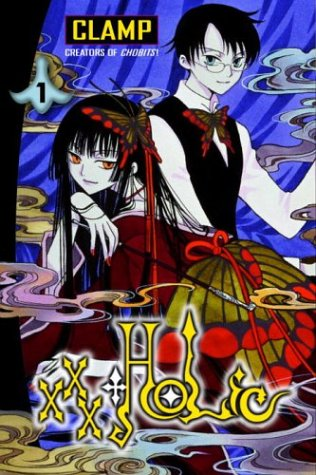 XXXHolic Book Cover