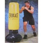 inflatable punching bag