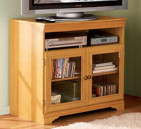 Image of Chatsworth Highboy TV Stand (B0017M7PA8)