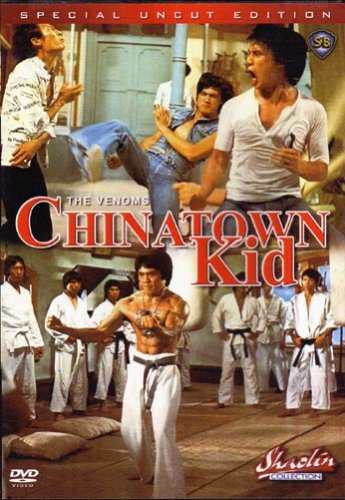 51VjZOkWIiL. SL500  Kung Fu Saturdays: The Chinatown Kid