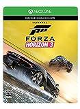 Xbox One Forza Horizon 3 アルティメットエディション (【特典】アーリーアクセス・カーパス・VIPメンバーシップ・Motorsport All-Stars カーパック・Steelbook特製ケース &【早期購入特典】2015 Ferrari 488 GTB・2015 Challenger SRT Hellcatご利用コード 同梱)