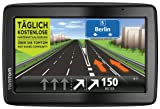 TomTom Via 135 Europe Traffic Navigationssystem (13 cm (5 Zoll) Touchscreen, Speak und GO, Freisprechen, Bluetooth, IQ Routes, TMC, Europa 45)