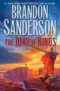 "Cover of ""The Way of Kings (The Stormligh..."