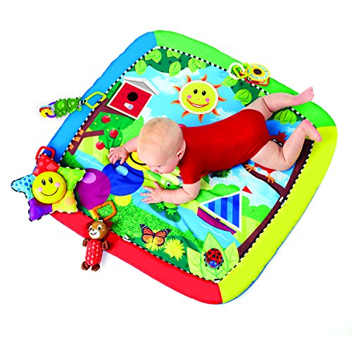 Baby Einstein Caterpillar Friends Baby Play Gym Mat