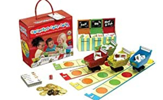 Amazon Chimp And Zee Shopping Cart Dash Toys Games