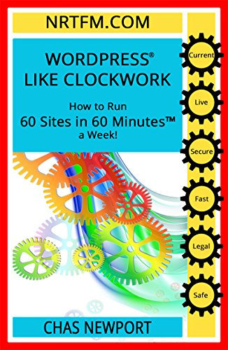 WordPress Like Clockwork: How to Run 60 Sites in 60 Minutes a Week!