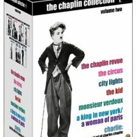 The Chaplin Collection volume 2 | City Lights | The Kid | The Chaplin Revue | Woman of Paris