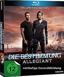 Die Bestimmung - Allegiant [Blu-ray]: Amazon.de: Shailene Woodley, Theo James, Ansel Elgort ...