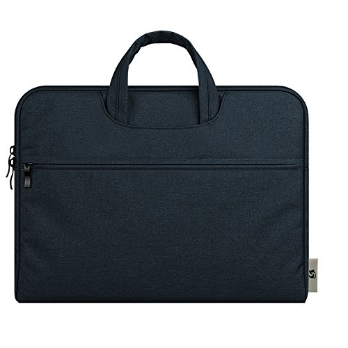 Litop-15-154-156-Inch-Waterproof-Fabric-Notebook-Sleeve-Laptop-Bag-Case-with-Handle-for-Apple-MacBook-Pro-154-inch-Retina-Display-ASUS-X551MA-Toshiba-Satellite-Dell-Inspiron-Lenovo-Acer-Asus-HP